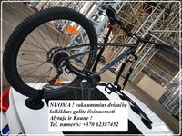 NUOMA . vakuuminius dviračių laikiklius galite išsinuomoti