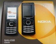 Telefonas Nokia 6500c