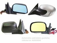 Peugeot 307 veidrodėlis dangtelis stikliukas posukis