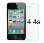 Grūdinto stiklo apsauginė plėvelė iPhone 4 4S (Tempered Glass)