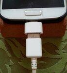 Naujas telefono mini adapteris USB laidui pajungti