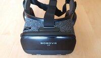 Nauji 3D akiniai VR BOBOVR Z5 Z6 BOX su ausinem 2020