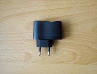 Naujas EU pakrovejas su USB jungtimi