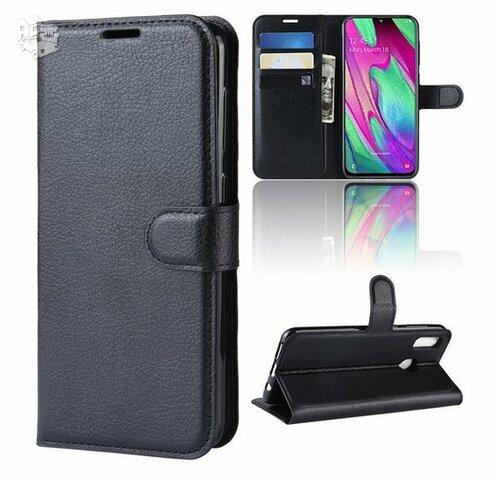 Samsung Galaxy A40 dėklas