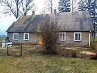 Gyvenamasis namas Biržų rajono sav., Sodeliškiuose, Sodeliškių g.