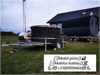 Mobili Pirtis ir Mobilus kubilas Tel.: +37069999464  Pirties