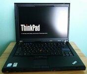 Nešiojamas kompiuteris Lenovo ThinkPad R61