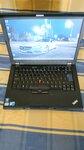 Lenovo ThinkPad T410 / i5 / 6GB RAM / SSD / Akum+