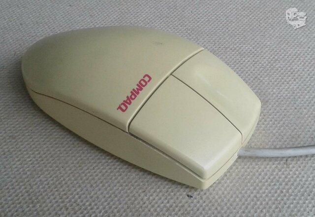 Ratukinė Qompaq pele. SMS nebendrauju
