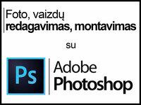 Paslaugos Adobe Photoshop