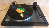 Linn Axis,su Linn Basic LV X tonearmu, Made in UK