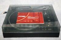 Thorens Td105, Tp16 Mk3 tonearmas, Made In Germany