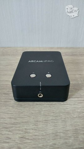 Arcam rPac USB DAC ausiniu stiprintuvas