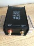 Nauji Audio filtrai Di Box Vnr kaina 15 euru Yra 10vnt
