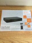 Denver Televizijos priedelis T2 su HDMI ir Scart  senesniem TV