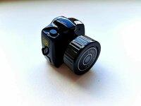 Nauja mini slapta vaizdo sekimo kamera