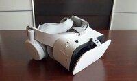 Nauji 3D akiniai VR BOBOVR Z5 Z6 BOX su ausinem