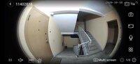 Durų akutė -slapta kamera