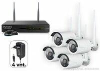 5MP. vaizdo stebėjimo sistema UHD8