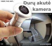 Slapta PIR kamera