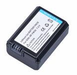 Np-fw50 baterijos