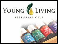 Young Living kompanijos eterinis aliejus