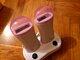 Naujas depiliacinis dvigubas sildytuvas